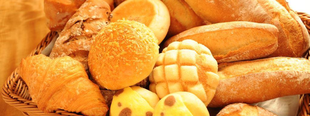 パンの保存について
